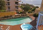 Location vacances Coolum Beach - Fabulous Beachfront Position-3