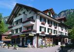Hôtel Flühli - Hotel Brienzerburli-4