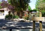 Camping avec Quartiers VIP / Premium Ardèche - Camping Le Clapas-4