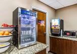 Hôtel Memphis - Comfort Inn & Suites Airport-American Way Memphis-3