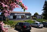 Hôtel Pringy - Beaujour & bonsoir Brasserie-Hotel-2