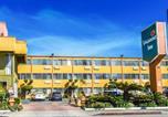 Hôtel Long Beach - Vagabond Inn Long Beach-4