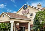 Hôtel Milwaukee - Comfort Suites Milwaukee Airport-3