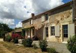 Location vacances Le Tablier - Holiday home La Ferme d'Archiais-2