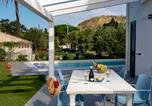Location vacances Lascari - Residence Salinelle Beach Villa Lipari 1-4