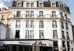 Hôtel Puy de Dôme - Hôtel de Paris-1