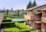 Location vacances Lazise - Residence and quiet residence with pool, 600m from the lake-1