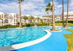 Stunning apartment in Peñiscola w/ Outdoor swimming pool and 2 Bedrooms