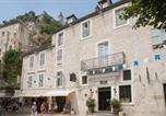 Hôtel Gramat - Hotel Beau Site - Rocamadour-1