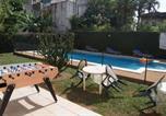 Hôtel Côte d'Ivoire - Residence Le Chalet-4