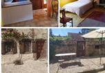 Location vacances Triguères - Studio &quote;Au village&quote; 89120 Dicy-3
