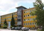 Hôtel Rostock - Hotel Garni am Überseehafen Rostock-1