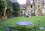Location vacances Nohant-en-Graçay - –Holiday home Château du Coudray-3