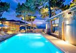 Hôtel 5 étoiles Grosseto-Prugna - La Plage Casadelmar-1