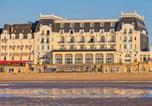 Hôtel 5 étoiles Deauville - Le Grand Hotel Cabourg - Mgallery