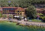 Hôtel Brenzone - Hotel Residence Villa Beatrice-2