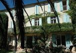 Hôtel Peyriac-Minervois - Le Jardin d'Homps-1