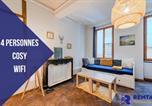 Location vacances Carcassonne - Le One Appartement Cosy Bastide Wifi-1