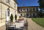 Hôtel Escoussans - Chateau Du Payre-1