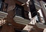 Hôtel Communauté de Madrid - Complutense-3