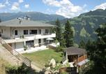 Location vacances  Pfundsalm-Mittelleger - Lovely Chalet in Hippach with Private Terrace-1