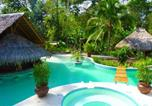 Hôtel Cahuita - 3 Bamboo Eco Lodge-1
