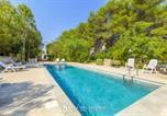 Location vacances Ortelle - Appartamento in Casale con piscina a Spongano-1