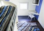 Hôtel Epinay-sur-Orge - Hotelf1 Savigny Villemoisson-4
