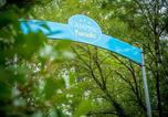 Camping avec Piscine couverte / chauffée Gers - Ile du Pont - Camping Paradis-4