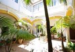 Location vacances Tarifa - El patio de mi casa-2