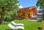 Location vacances Les Houches - Grand Chalet neuf vallée Chamonix 10 personnes-1