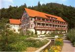 Hôtel Bad Liebenzell - Thermen Hotel-1