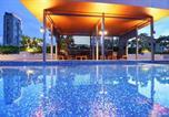 Hôtel Khlong Tan Nuea - Dazzle Bangkok by Ludoping-2