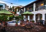 Hôtel Santa Barbara - Spanish Garden Inn-4
