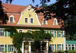 Hôtel Hoyerswerda - Fledermausschloss-3