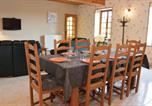 Location vacances La Cambe - Three-Bedroom Holiday Home in Canchy-4