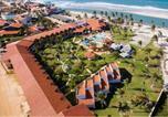 Hôtel Aquiraz - Jangadeiro Praia Hotel