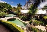 Hôtel Mackay - Shamrock Gardens Motel-4
