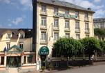 Hôtel La Bourboule - Hotel Au Val Doré-1