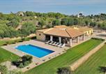Location vacances Santa Margalida - Es Coscois Sta Margalida villa 031-1