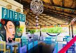 Hôtel Mexique - Enjoy Playa Hostel-3