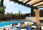 Location vacances Kouklia - Villa Latsia (Hg36), lovely villa with private kidney pool and roof terrace-4