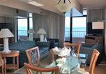 Hôtel Virginia Beach - Four Sails Resort-4