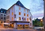 Hôtel Luxembourg - Hotel Parc Beaux Arts-1