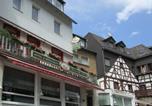 Hôtel Le château de Marksburg - Hotel Singender Wirt-1