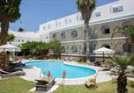 Hôtel Parikiá - Galinos Hotel-1