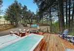 Location vacances St Helena - Luxe Vineyard-View Hideaway with Swim Spa & Hot Tub home-1