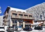 Hôtel Santa Maria Val Müstair - Bed & Breakfast Hostel Nives-4