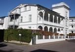 Location vacances Binz - Villa Concordia _ Appartement Hidd-2