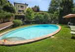 Location vacances Figline Valdarno - Pavelli Villa Sleeps 10 Pool Wifi-1